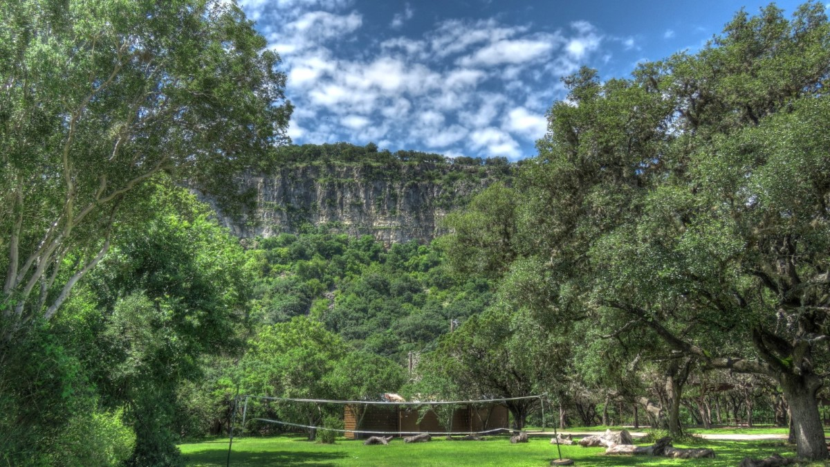 Old Baldy on the Frio River